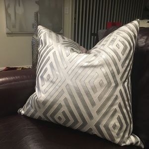 Z Gallerie Pillow Cover